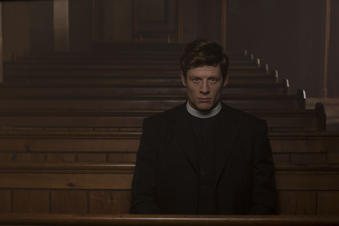 Sidney Chambers (James Norton) - Bildquelle: Des Willie LOVELY DAY PRODUCTION / ITV / Des Willie
