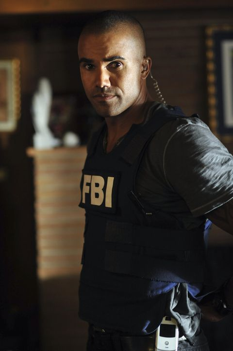 Derek Morgan (Shemar Moore) - Bildquelle: Eric McCandles 2008 American Broadcasting Companies, Inc. All rights reserved. NO ARCHIVE. NO RESALE. / Eric McCandles