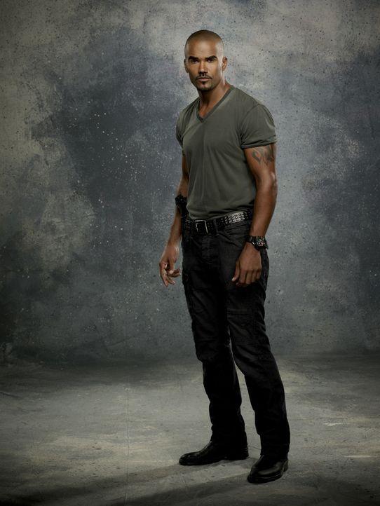 (7. Staffel) - Im Einsatz für die Gerechtigkeit: Special Agent Derek Morgan (Shemar Moore) ... - Bildquelle: ABC Studios