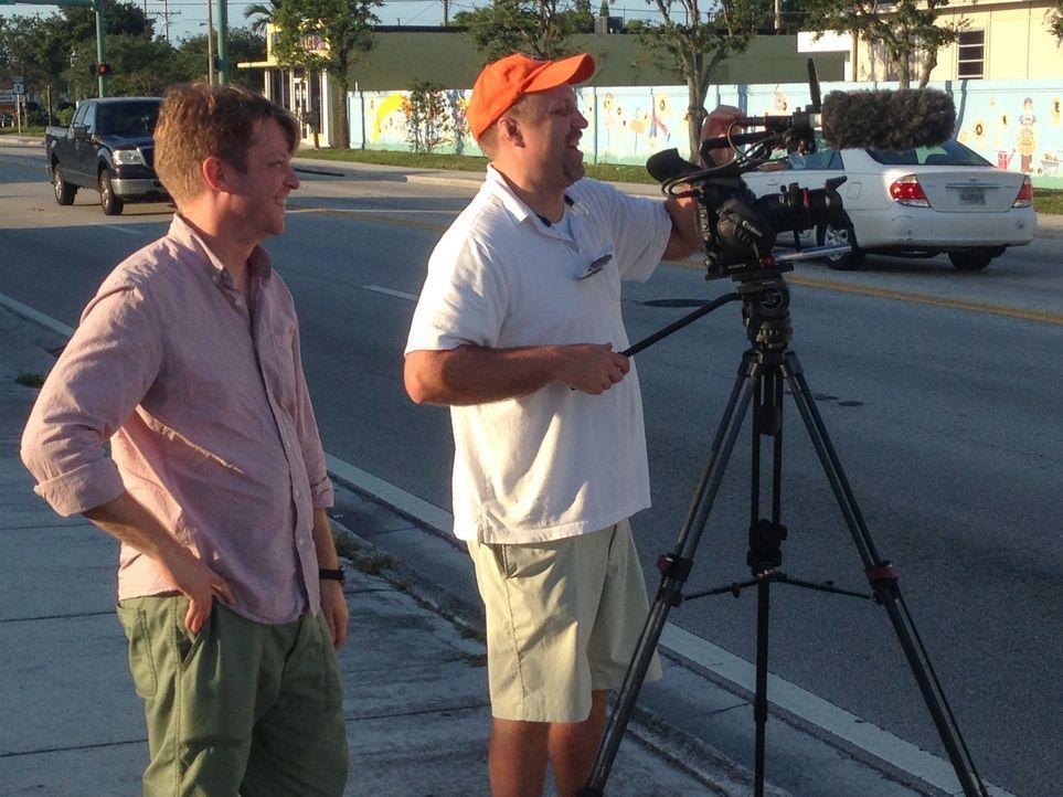Jeff und Chris George - Bildquelle: Discovery Communications, LLC.
