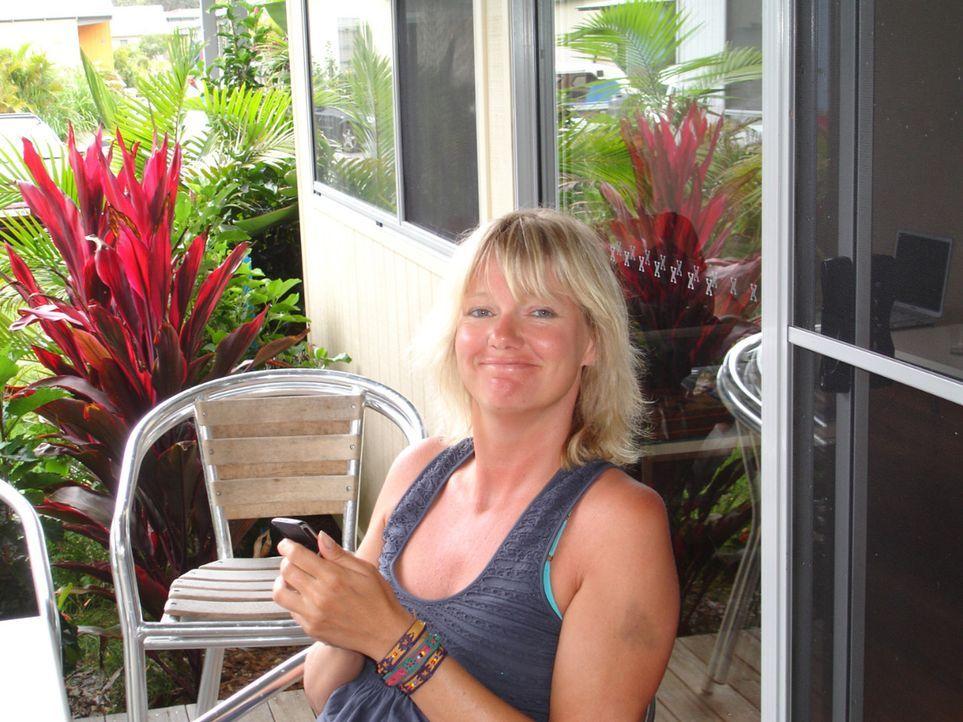 Schon vor über zehn Jahren ist Sylvelin Post nach Australien ausgewandert und sie fühlt sich auch schon wie eine waschechte Australierin ... - Bildquelle: kabel eins