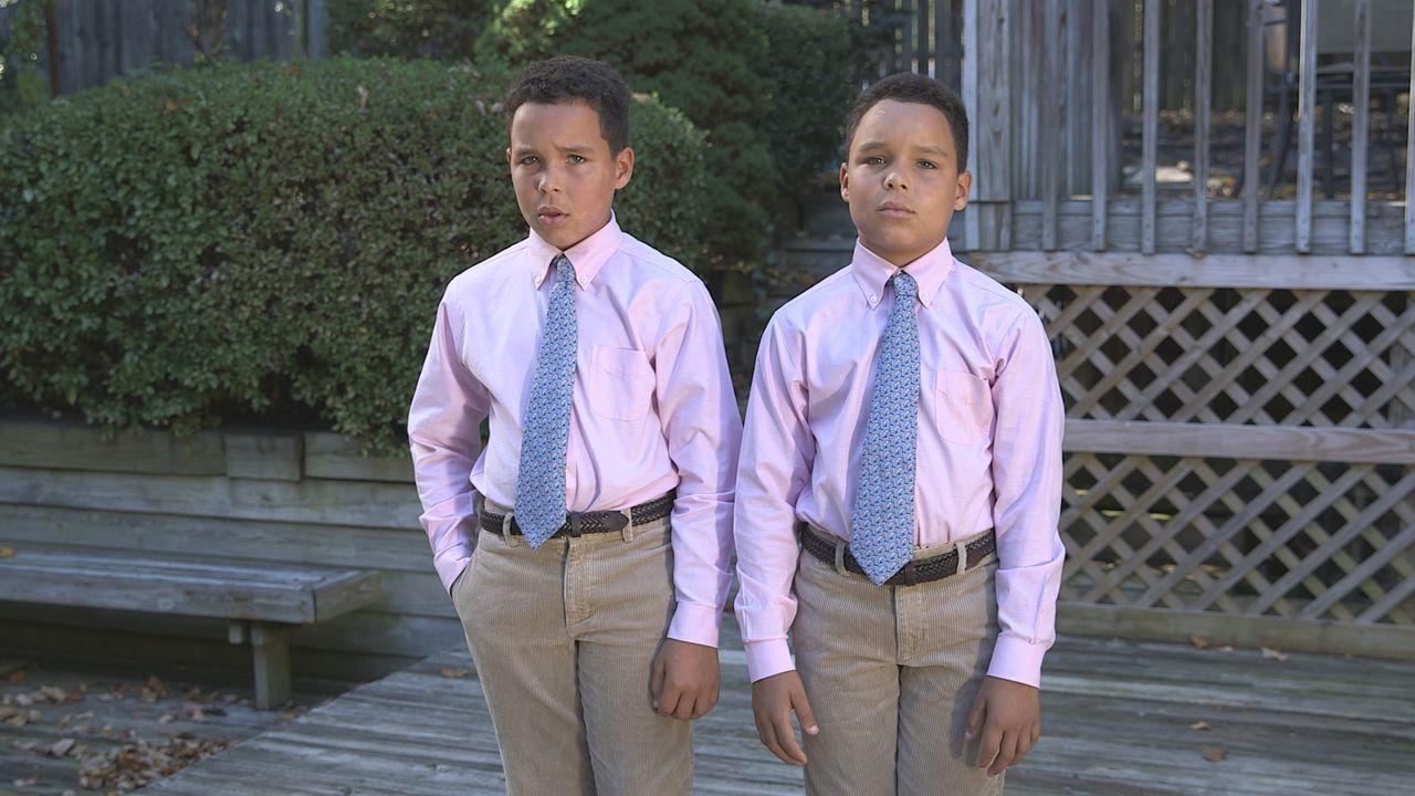 Die adoptierten Zwillinge Michael und Peter Versluys wachsen in einem liebev... - Bildquelle: Discovery Communications, LLC.