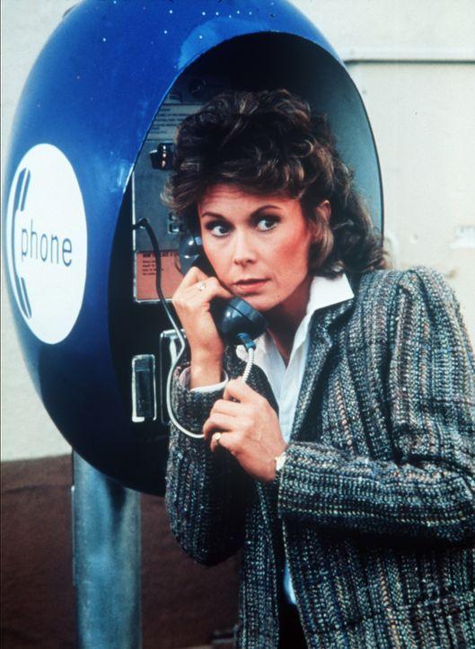 Als Mutter und Geheimdienst-Agentin ist Amanda King (Kate Jackson) immer im Einsatz ... - Bildquelle: CBS Television