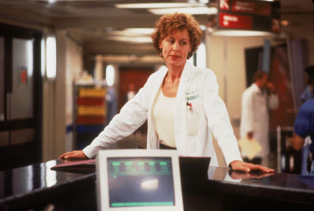 Dr. Kathryn Austin (Christine Lahti) - Bildquelle: 1995 Twentieth Century Fox Film Corporation.  All rights reserved.