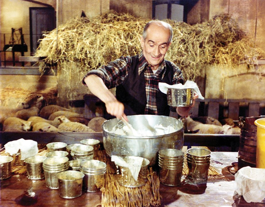 Guillaume Daubray-Lacaze (Louis de Funès) - Bildquelle: 1978 STUDIOCANAL. ALL RIGHTS RESERVED.