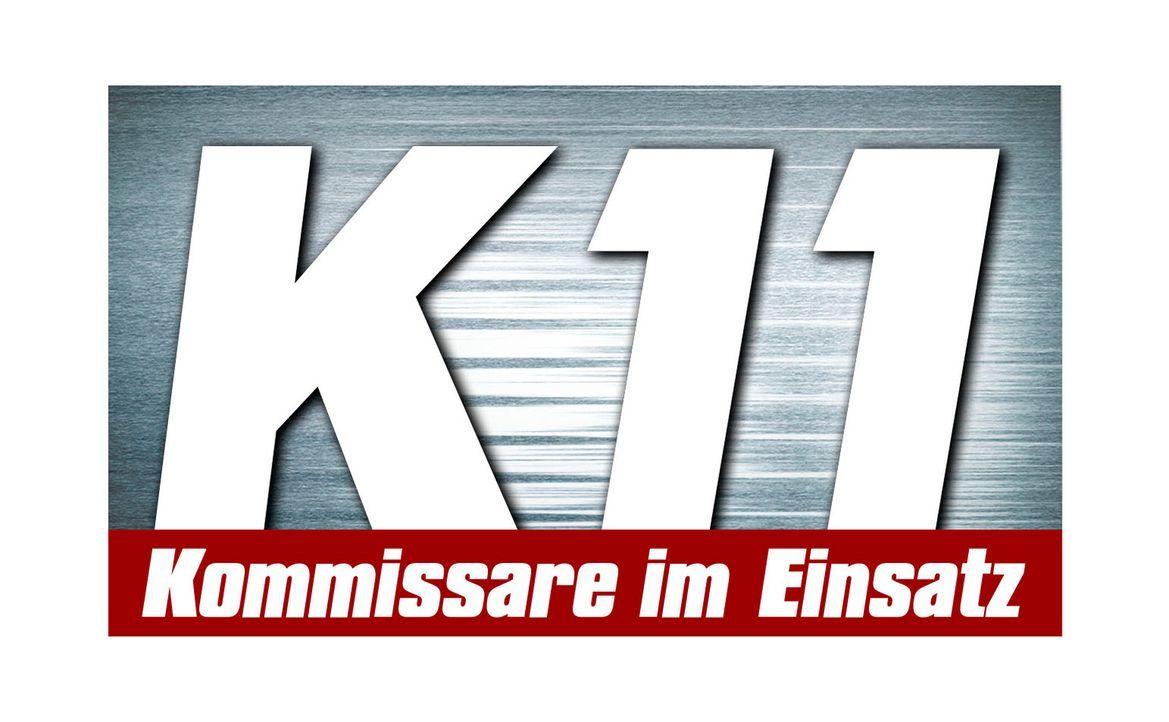 K 11 - Kommissare im Einsatz - Logo - Bildquelle: Sat.1