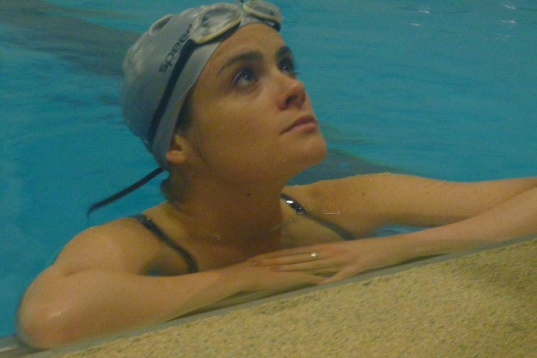 Die junge Sheila Taormina (Bild) steht am Höhepunkt ihrer Sportlerkarriere, als der junge Reuben Barrett sie bittet, ihn zu trainieren. Doch dann er... - Bildquelle: Kate Findlay-Shirras Atlas Media, 2011