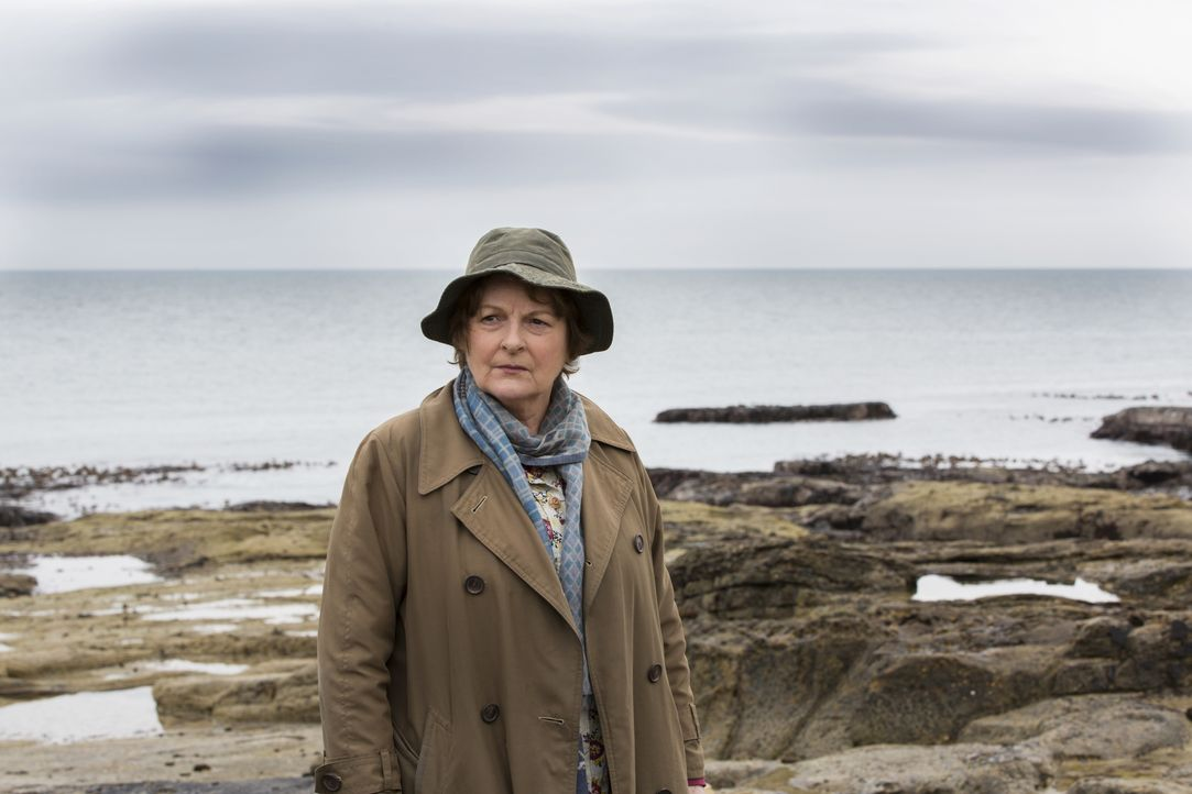 DCI Vera Stanhope (Brenda Blethyn) - Bildquelle: ITV Studios Limited 2016 All rights reserved. Licensed by ITV Studios Global Entertainment.