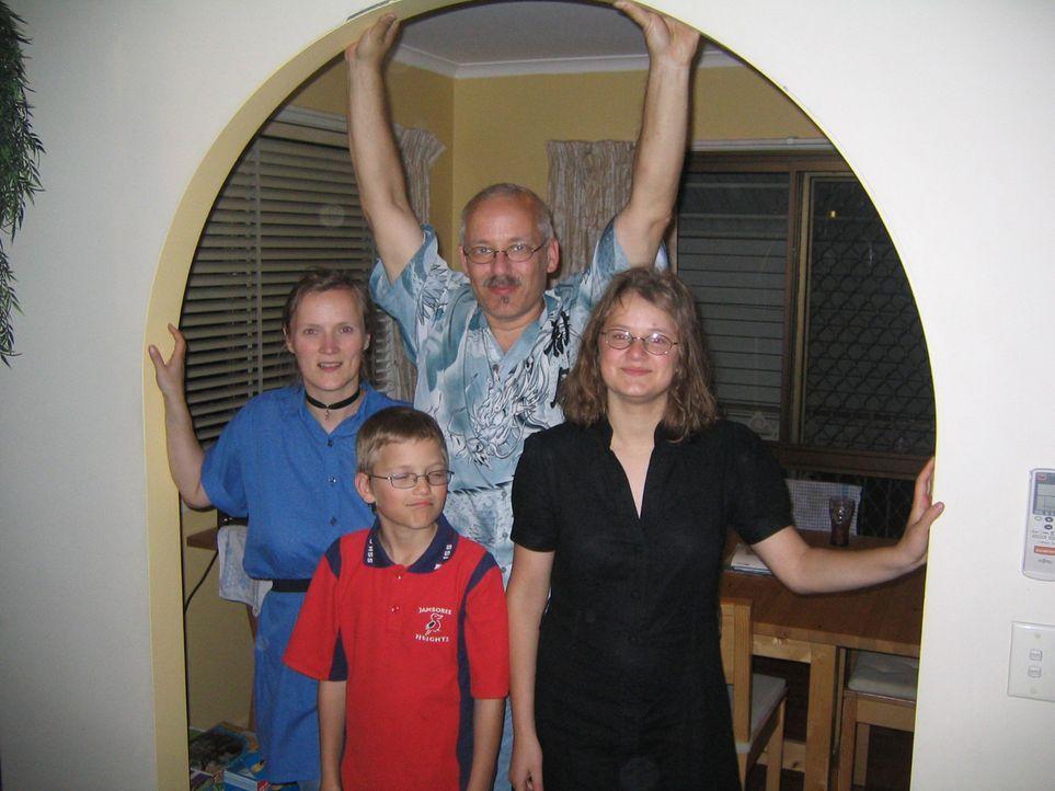 Bei Peter (41) und Heike (39) Fix gab es jede Menge Anfangsschwierigkeiten, als sie Ende letzten Jahres nach Australien auswanderten. Doch mittlerwe... - Bildquelle: kabel eins