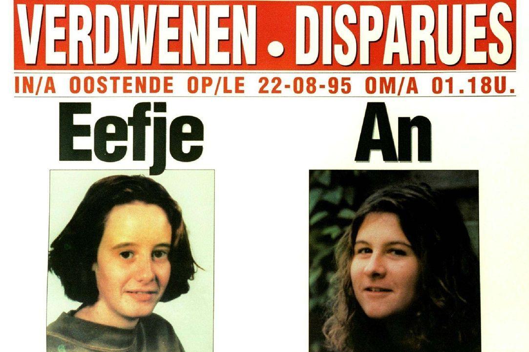 Vermisst: Hat Marc Dutroux auch Eefje und An auf dem Gewissen? - Bildquelle: Handout/Reuters/Corbis