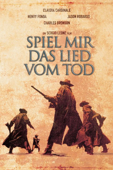 Spiel mir das Lied vom Tod - Plakatmotiv - Bildquelle: TM &   2003 by Paramount Pictures Corporation. All rights reserved