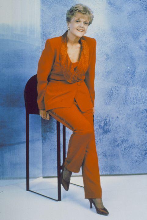 Mord ist das Hobby von Kriminalromanautorin Jessica Fletcher (Angela Lansbury) ... - Bildquelle: Universal Pictures