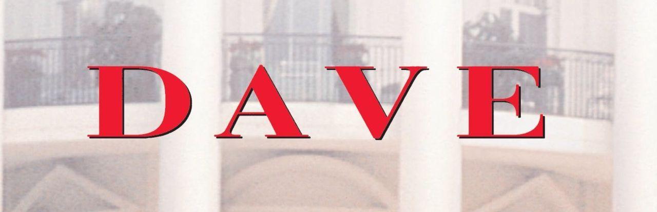 DAVE - Logo - Bildquelle: Warner Brothers