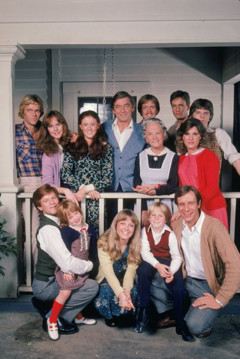 (9. Staffel) - Die Waltons - Bildquelle: WARNER BROS. INTERNATIONAL TELEVISION