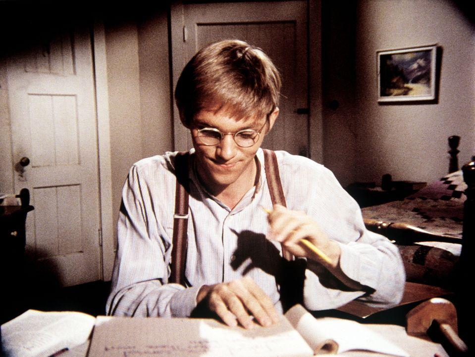 Kurz vor einem wichtigen Test sind John-Boys (Richard Thomas) Chemie-Aufzeichnungen spurlos verschwunden ... - Bildquelle: WARNER BROS. INTERNATIONAL TELEVISION