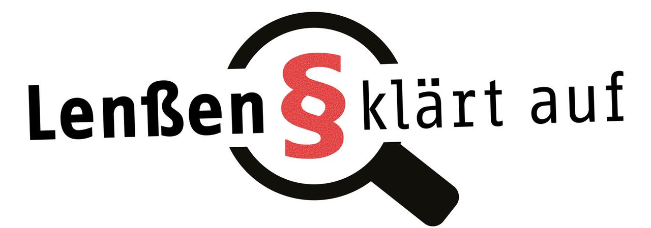 Lenßen klärt auf - Logo - Bildquelle: SAT.1 Gold