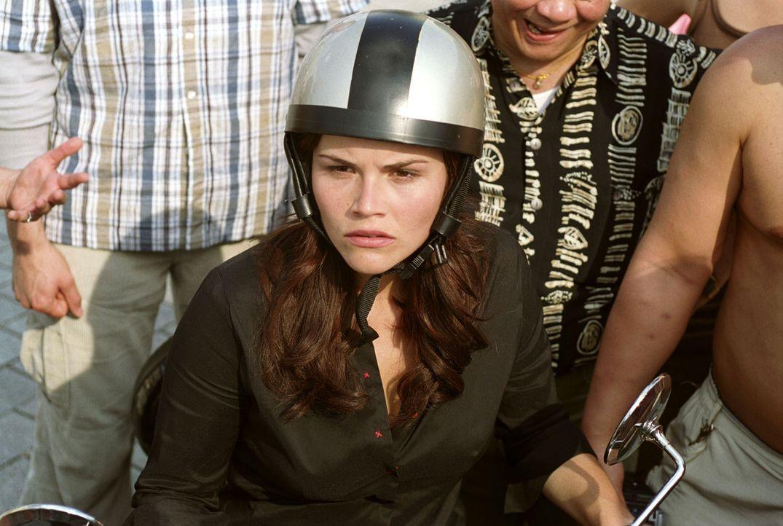 Pia (Katharina Wackernagel), die die Scheidung eingereicht hat, ist fassungslos: Uli kämpft verbissen um die Ehe - und mit allen Mitteln um das Sorg... - Bildquelle: Noreen Flynn Sat.1