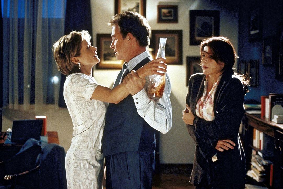 Foto: Rieger - Als Irene Körner (Claudia Wenzel, r.) erfährt, dass ihr Ehemann Gregor (Wolf Roth, M.) ein Verhältnis mit der attraktiven Ellen Trave...
