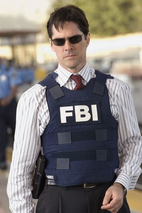 Aaron Hotchner (Thomas Gibson) - Bildquelle: Randy Tepper 2007 ABC Television Studio. All rights reserved. NO ARCHIVE. NO RESALE. / Randy Tepper