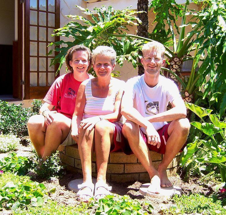 Zehn Jahre lang haben Meike (34) und Martin (33) Prenzel für ihren großen Traum gespart: Ein eigenes Bed-and-Breakfast-Hostel in Südafrika. - Bildquelle: kabel eins