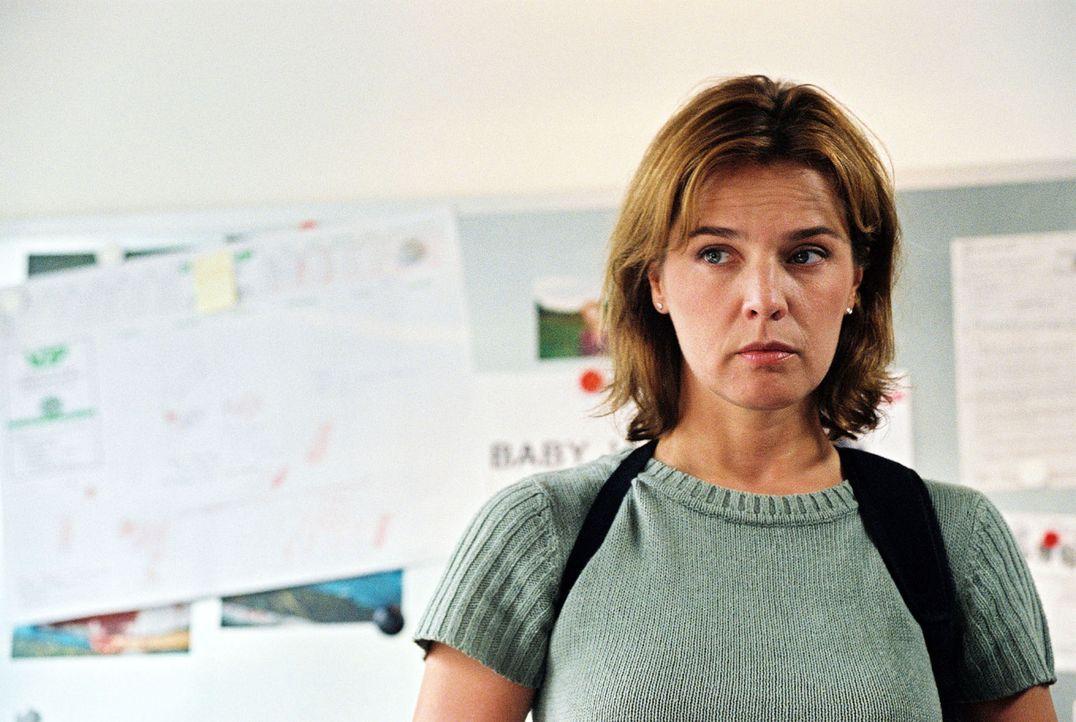 Désirée Nosbusch als Kommissarin Katja Wedekind. - Bildquelle: Gordon Mühle Sat.1