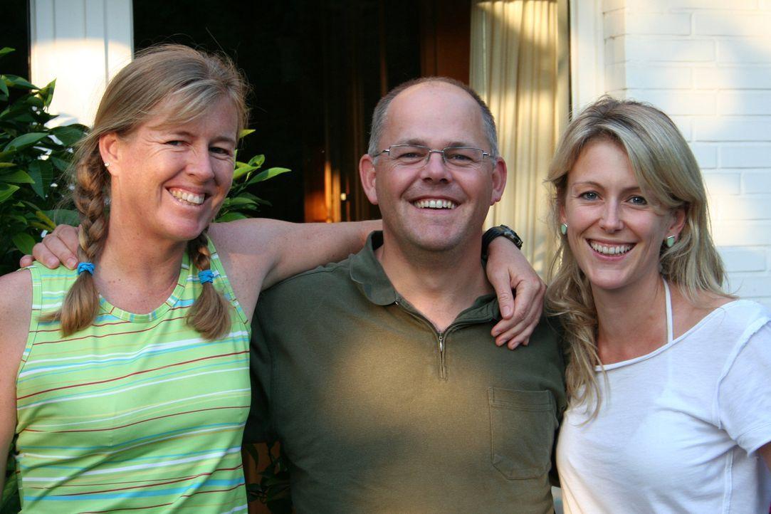 Seit mehr als 12 Jahren leben Kathrin (43) und Jannie Nieuwoudt (49) mit ihren Kindern Manfred (11), Jannik (9) und Max (5) in Südafrika. Gemeinsam... - Bildquelle: kabel eins