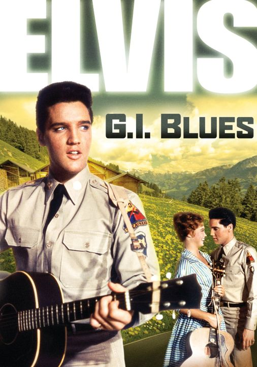 G.I. Blues - Artwork - Bildquelle: TM,® &Copyright  2003 By Paramount Pictures All Rights Reserved