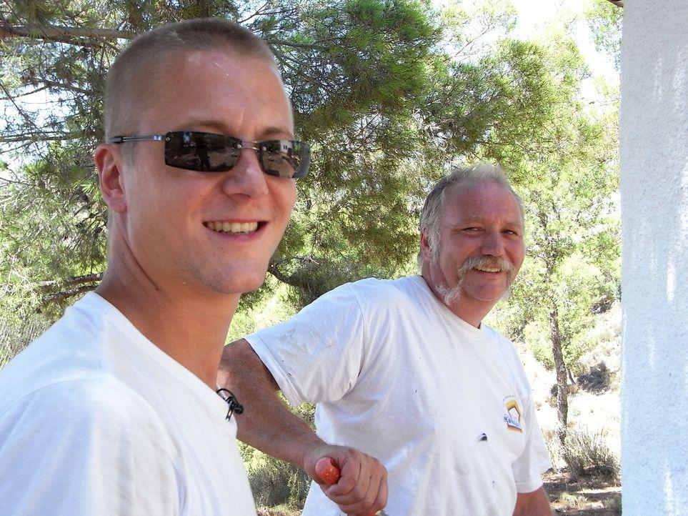 Elmar (48) und Monika (57) Hörster haben bereits eine neue Heimat an der Costa Blanca gefunden. Aber nach elf Jahren unter Spaniens Sonne wissen sie... - Bildquelle: kabel eins