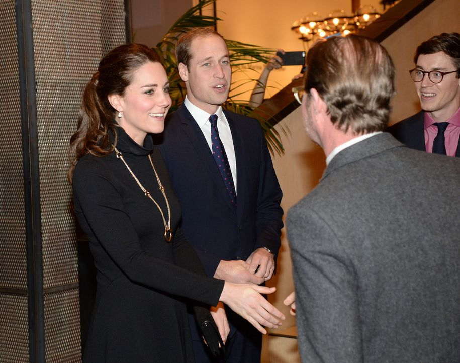 prinz-william-kate-141209-2-getty-AFP - Bildquelle: getty-AFP
