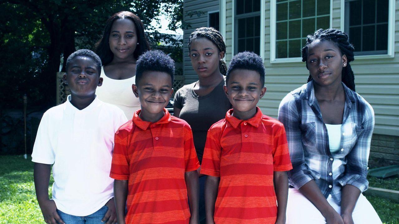 Ron und Tron Jasper wachsen in einer großen Familie auf und sind von klein a... - Bildquelle: Discovery Communications, LLC.