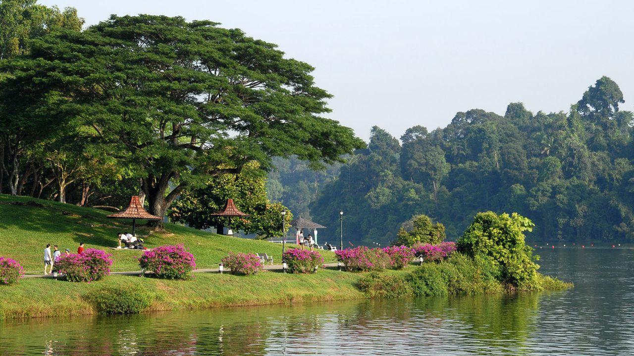 Singapur - Bildquelle: dpa