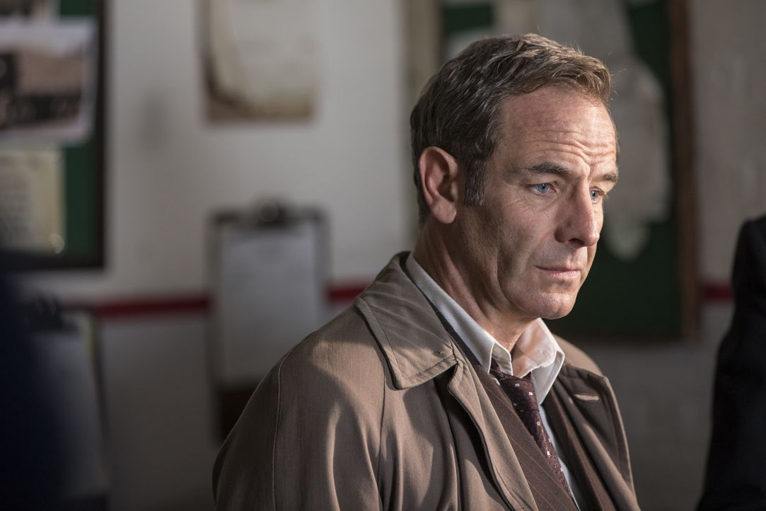 Geordie Keating (Robson Green) - Bildquelle: Colin Hutton KUDOS/ITV / Colin Hutton