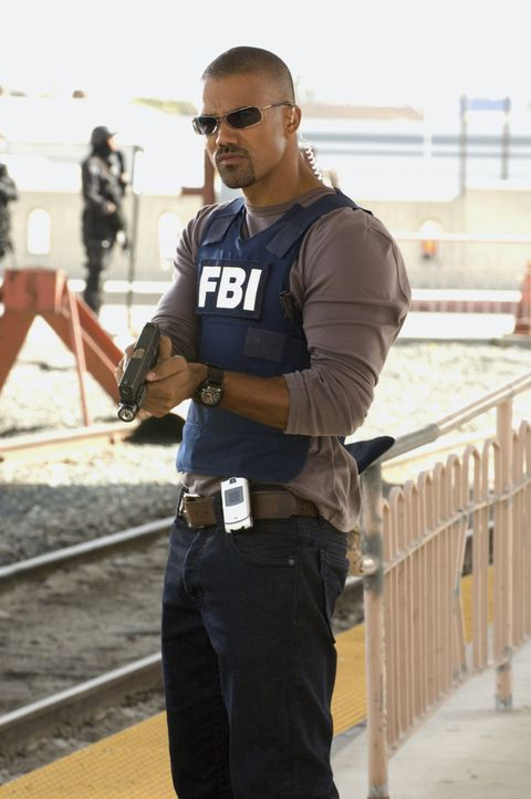 Derek Morgan (Shemar Moore) - Bildquelle: Randy Tepper 2007 ABC Television Studio. All rights reserved. NO ARCHIVE. NO RESALE. / Randy Tepper
