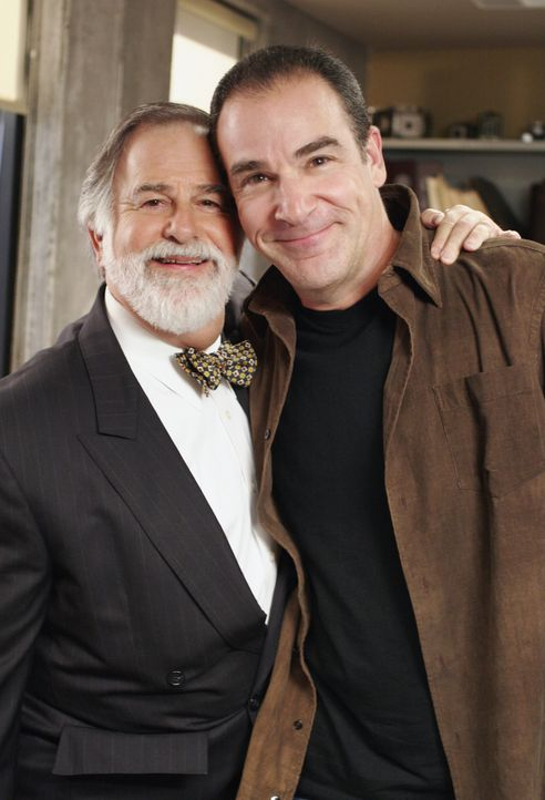 Jason Gideon (Mandy Patinkin) - Bildquelle: Ron Tom 2006 Touchstone Television. All rights reserved. NO ARCHIVE. NO RESALE. / Ron Tom