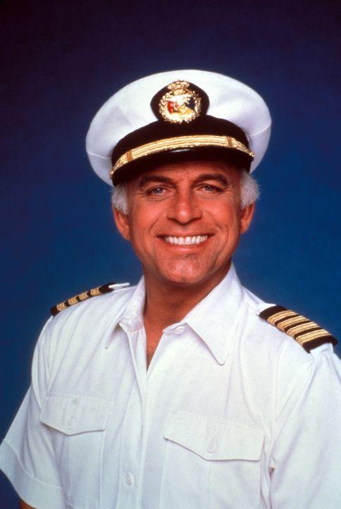 (3. Staffel) - Auf ihren Kreuzfahrten muss die Besatzung um Kapitän Merill Stubing (Gavin MacLeod, M.) auch gerne als Berater in Liebesdingen aushel... - Bildquelle: CBS Studios Inc. All Rights Reserved.
