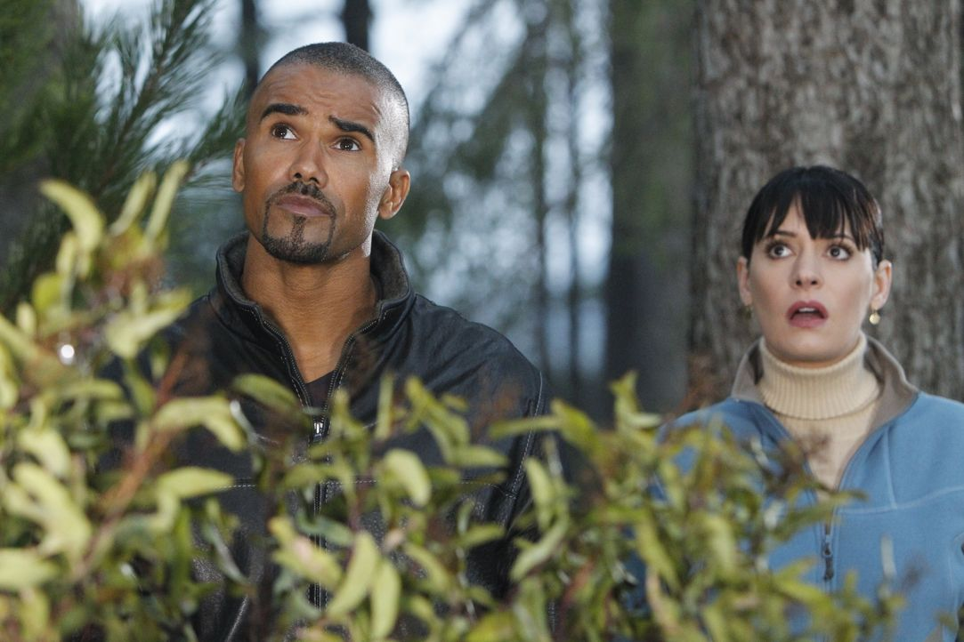 Müssen einen neuen Fall aufdecken: Prentiss (Paget Brewster, r.) und Morgan (Shemar Moore, l.) ... - Bildquelle: Jordin Althaus 2010 American Broadcasting Companies, Inc. All rights reserved. / Jordin Althaus