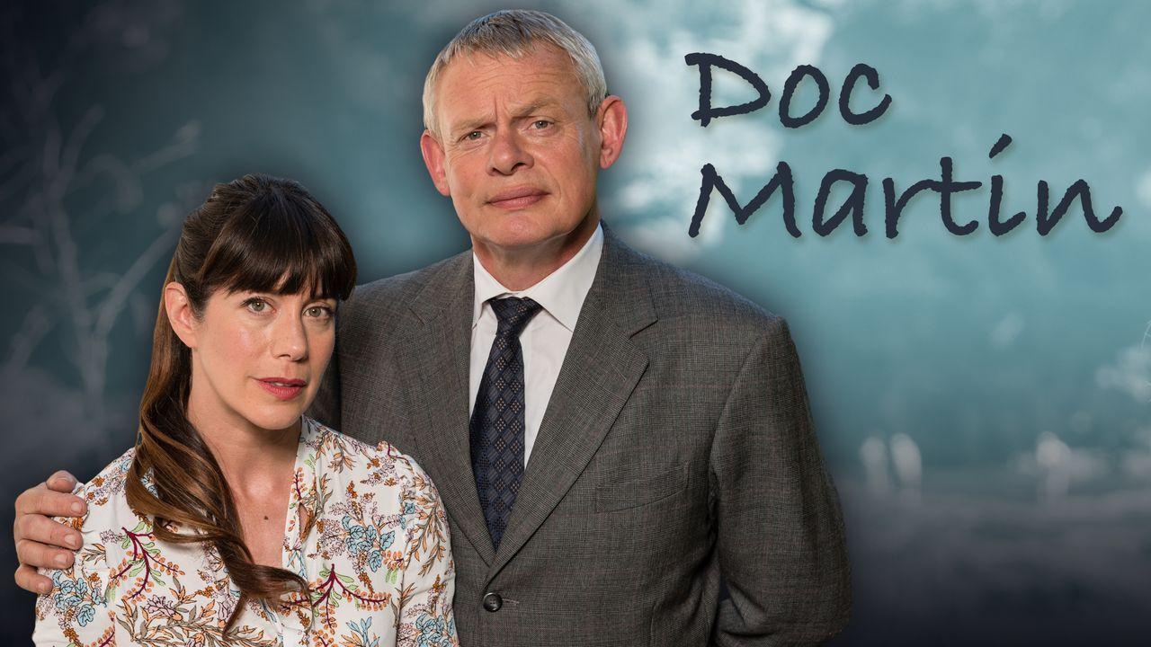(8. Staffel) - Doc Martin - Artwork - Bildquelle: licensed by Digital Rights Group Limited