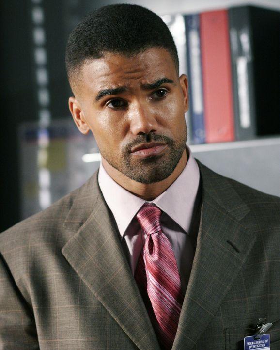 Will einen Serientäter zur Strecke bringen: Derek Morgan (Shemar Moore) ... - Bildquelle: 2005 CBS BROADCASTING INC. All Rights Reserved.