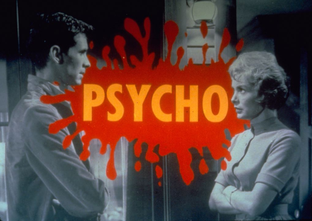 """PSYCHO"" - Bildquelle: 1960 Shamley Productions, Inc. Renewed 1988 by Universal City Studios, Inc. All Rights Reserved."