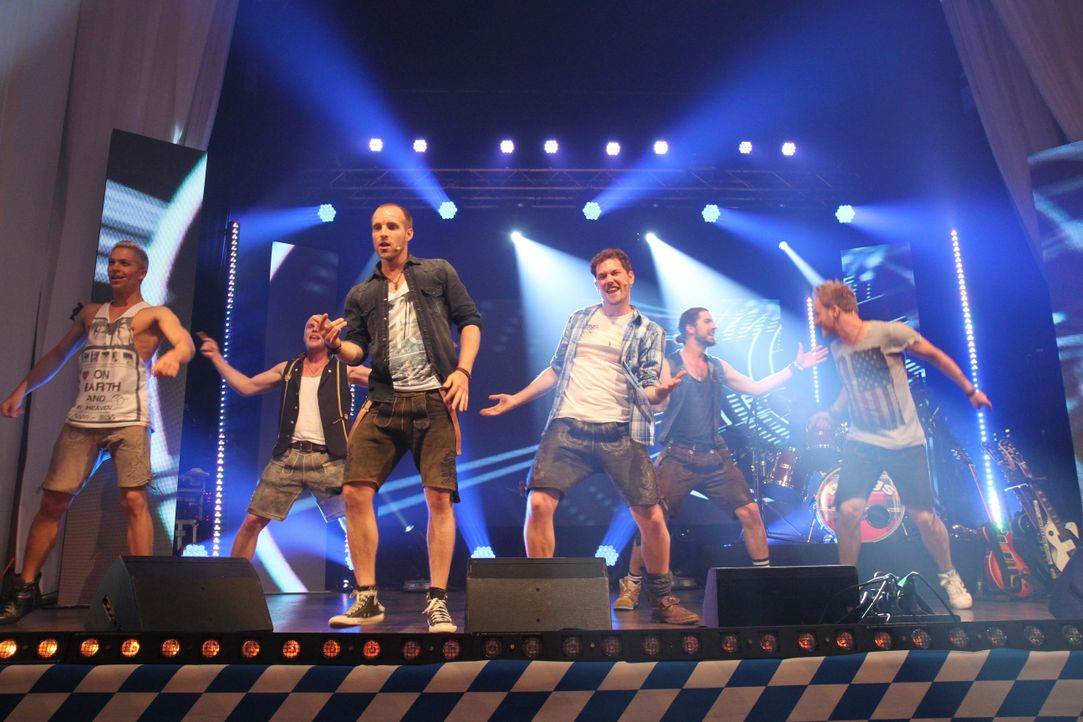 Fetenhits-Oktoberfest-2014-Foto211 - Bildquelle: SAT.1 Gold
