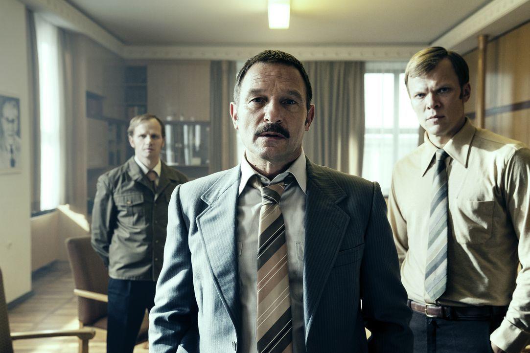 Oberstleutnant Seidel (Thomas Kretschmann) - Bildquelle: Marco Nagel HerbX Film / Marco Nagel
