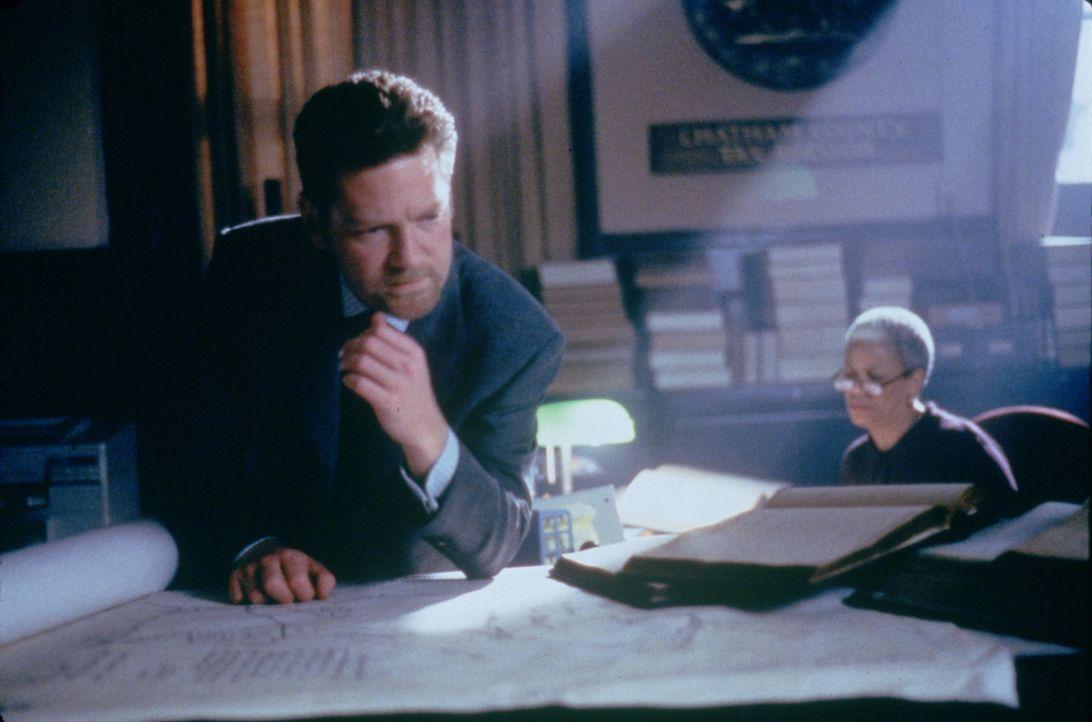 Rick Magruder (Kenneth Branagh, l.) - Bildquelle: 1997 Polygram Films. All Rights Reserved.