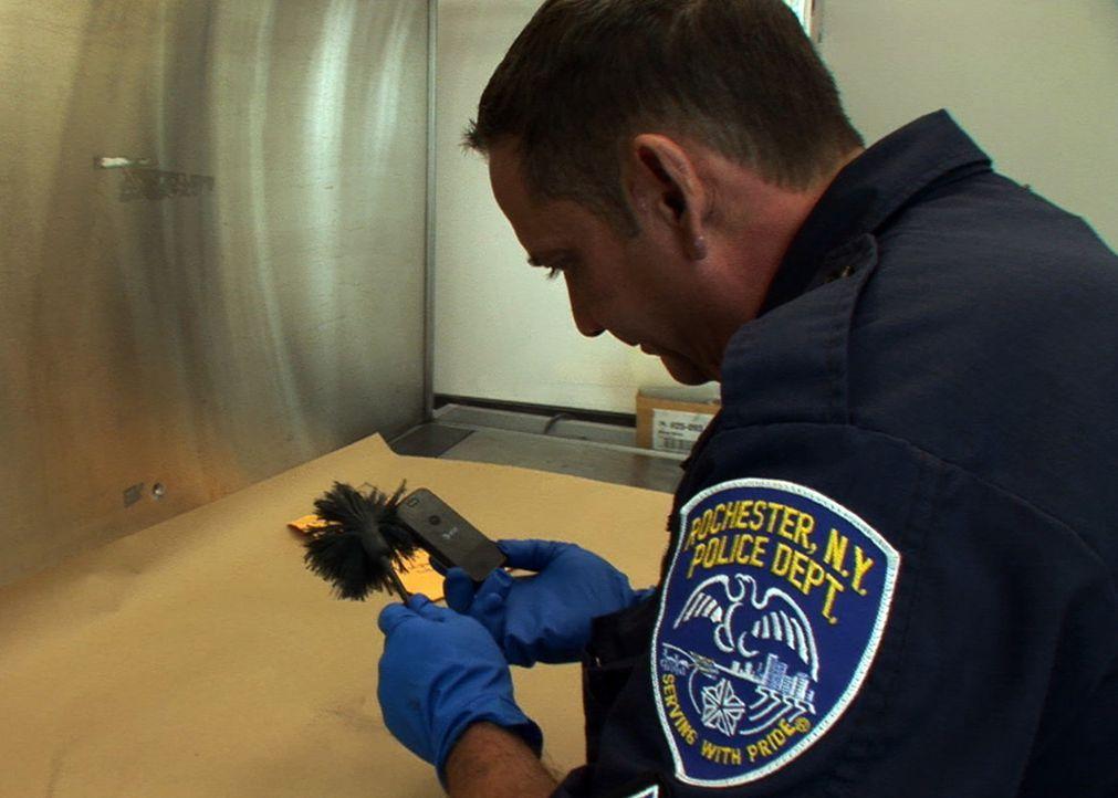 Der dubiose Mordfall erfordert eine sehr gründliche Untersuchung ... - Bildquelle: A&E Television Networks