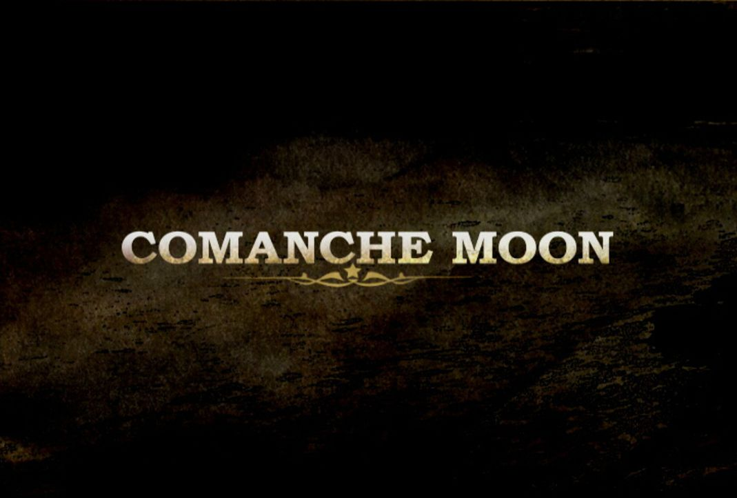 Comanche Moon - Logo - Bildquelle: 2006 CBS Broadcasting Inc. All Rights Reserved.