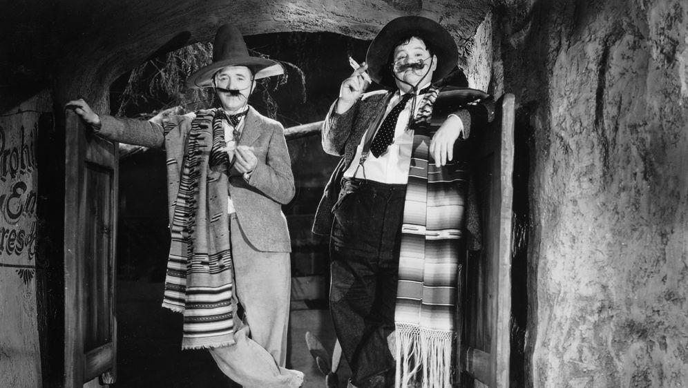 Dick und Doof: Sternschnuppen - Bildquelle: Warner Bros.