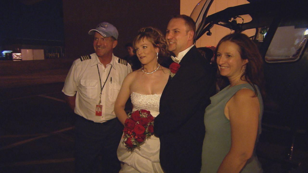 Las Vegas zieht Glücksritter, Touristen und Zocker an. Auch Tausende Deutsche suchen jedes Jahr in der Wüstenmetropole ihr Glück. Hochzeitsplanerin... - Bildquelle: SAT.1