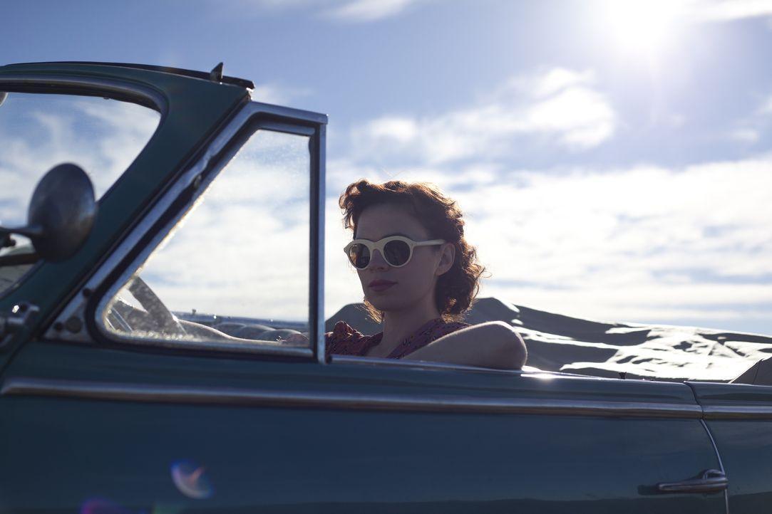 New Mexiko stellt sich als alles verändernder Abschnitt in Evas (Hayley Atwell) Leben als Spionin heraus ... - Bildquelle: TM &   2012 BBC