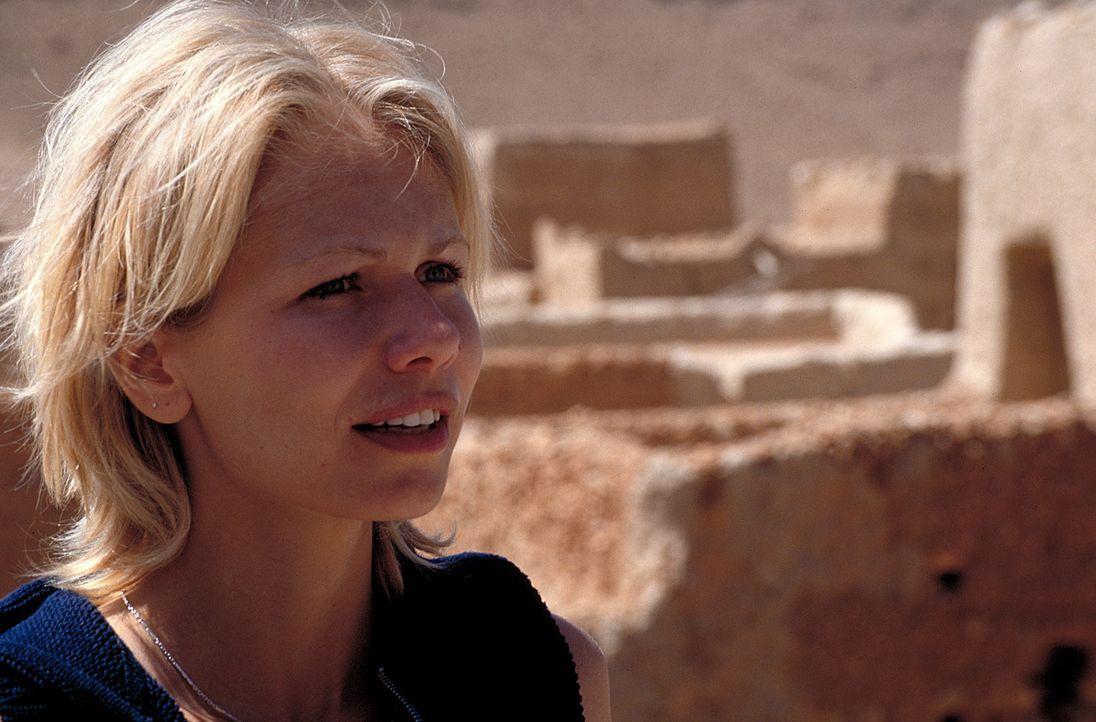 Hilflos eiskalten Entführern ausgeliefert, wird der Abenteuerurlaub für Jennifer (Claudine Wilde) zu einem Horrortrip ... - Bildquelle: Heiko von Tippelskirch ProSieben