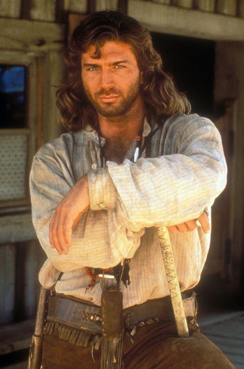 Lässt sich von nichts und niemanden ins Bockshorn jagen: Byron Sully (Joe Lando) ... - Bildquelle: CBS Studios Inc. All Rights Reserved.
