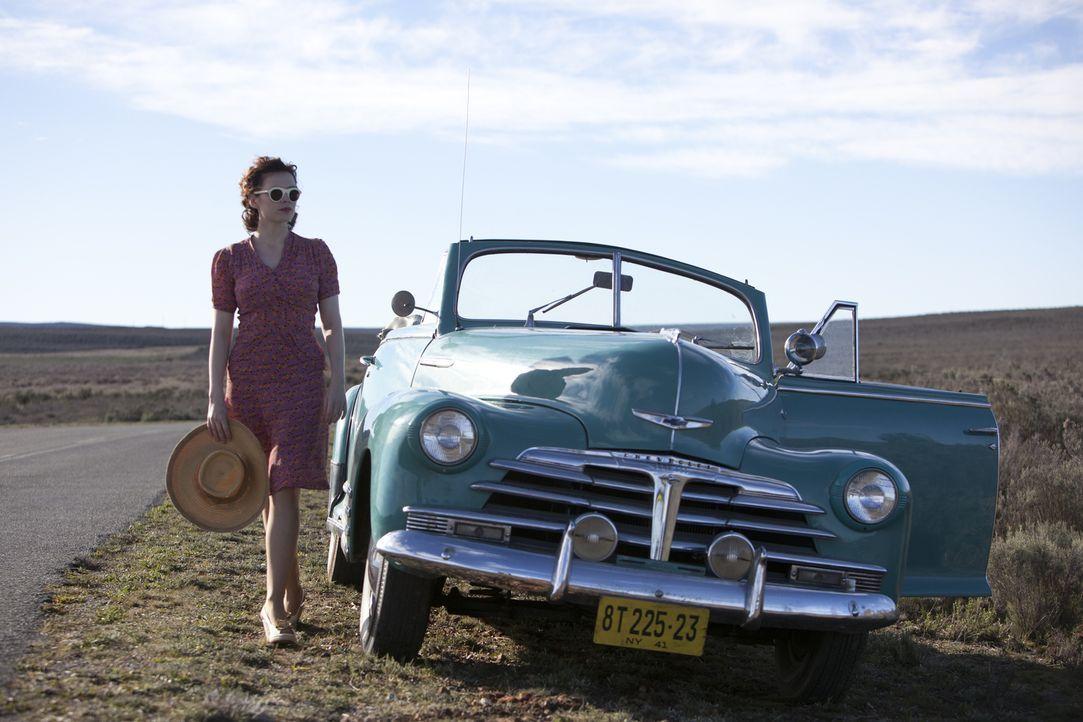 Ein undurchsichtiger Auftrag wartet in New Mexiko auf Eva (Hayley Atwell) ... - Bildquelle: TM &   2012 BBC